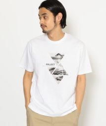 green label relaxing/SC AND RIDE COLLECT プリント Tシャツ/500998432
