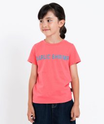 SHIPS KIDS/THE DAY:ガールプリント TEE(100~130cm)/501021198