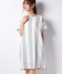 AZUL by moussy/BIG STRIPE ワンピース/501008158