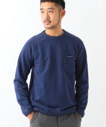 BEAMS MEN/BEAMS / カラーネップ 裏毛スウェットシャツ/500740762