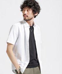 nano・universe/スーピマオックスB.DシャツS/S/501009963