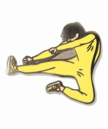 EDIFICE/PINTRILL / ピントゥリル Yellow Jumpsuit Pin/501026094