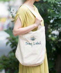 URBAN RESEARCH Sonny Label/SONNY LABELロゴショルダーバッグ/501026193