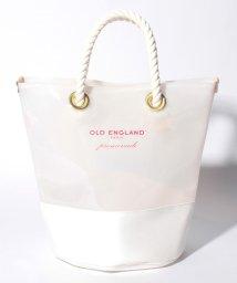 OLD ENGLAND/WEB限定【OEPP】ロゴトートバッグ/500825712