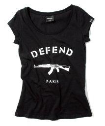 DEFEND PARIS/DEFEND PARIS(ディフェンド パリス) DEFEND TEE Tシャツ/500902898