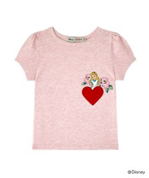 Cath Kidston(Kids)/【115-125cm】ディズニー Tシャツ プレーンウィズプレースメントプリント/500916077
