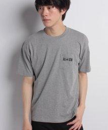 JNSJNM/【CONVERSE】【CONVERSE】ワンポイントロゴTシャツ/501005664