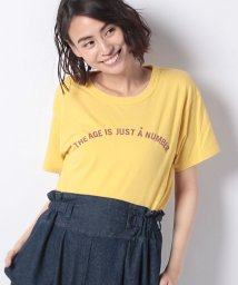 AZUL by moussy/THE AGE TEE/501008145