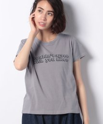 AZUL by moussy/With you more TEE/501008146