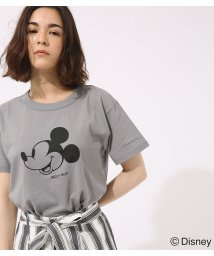 AZUL by moussy/Mickey Mouse TEE/501008149