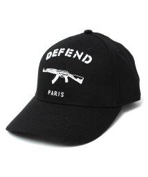 DEFEND PARIS/DEFEND PARIS(ディフェンド パリス) BASIC CAP キャップ/501019986