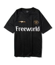 DEFEND PARIS/DAVIS フットボールTシャツ/501019998