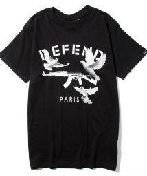 DEFEND PARIS/DEFEND PARIS(ディフェンド パリス) ENGELS Tシャツ/501020003