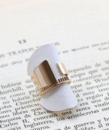 colleca la/テーパードデザインのセットリング/501025478