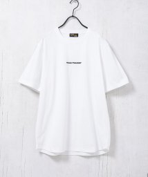 nano・universe/Let it Ride/別注 エンブロイダリーT-SH/501027322