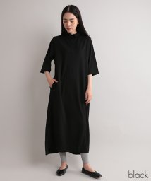 fillil/ポロシャツ マキシワンピース【ブランド:fillil】/501028010