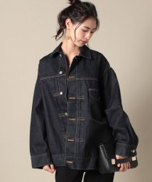 beautiful people/selvage denimwataboushi blouson/500884972