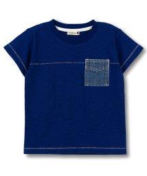 branshes/デニムポケット半袖Tシャツ/500986214