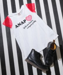 ANAP KIDS/ドットチュールワンピース/501025329
