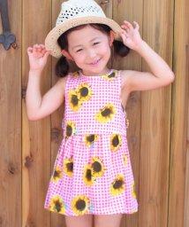 ANAP KIDS/ひまわり柄ワンピース/501025331