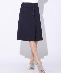 Viaggio Blu/Aライントレンチスカート/501026299