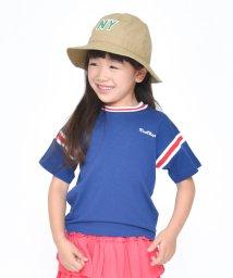 RADCHAP/【TioTio加工】襟袖ライン入り半袖Tシャツ/501027930