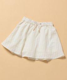 ROPE' PICNIC KIDS/【ROPE' PICNIC KIDS】綿レースパンツ付フレアスカート/501028393