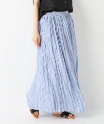 SLOBE IENA/楊柳プリーツスカート/501029491