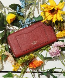 COACH/COACH OUTLET F54007 IMMNG ラウンドファスナー長財布/501014373