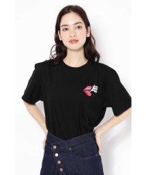 ROSE BUD/ワンポイントTシャツ/501030271