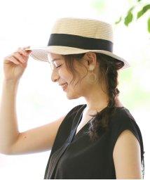 ROPE PICNIC PASSAGE/ペーパーカンカン帽/501032315
