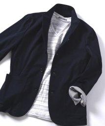 SHIPS MEN/SU: 【COOLMAX】 スタンドカラー 7スリーブ ジャケット/501034558