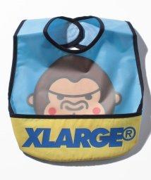 XLARGE KIDS/ファニーゴリラお食事スタイ/500965036