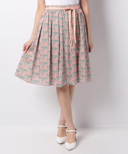 Dear Princess(ディアプリンセス)/【セットアップ対応商品】CLEMENTINAリバティスカート/3085073