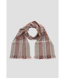 MARGARET HOWELL/IRREGULAR CHECK SCARF/501034846