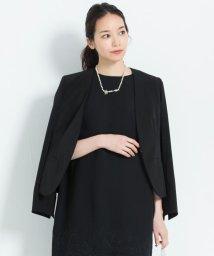 JIYU-KU /【マガジン掲載】NOIE ストレッチ ノーカラージャケット(検索番号D24)/500846933