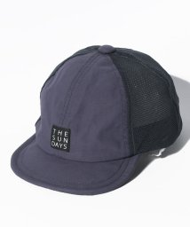 petit main/ロゴ入りメッシュキャップ/501014131