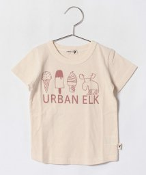 URBAN ELK/プリントTEE/501028601