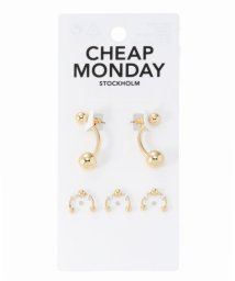 JOINT WORKS/CHEAPMONDAY pierced patykit/501036103