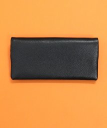 ninon/【牛革】極みシンプル レザー長財布/ロングウォレット/501036475