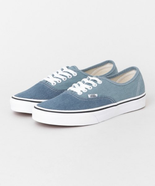 URBAN RESEARCH Sonny Label(アーバンリサーチサニーレーベル)/VANS Authentic(Denim2Tone)/VN0A38EMQ69-SM