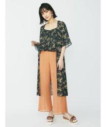 MURUA/Leaf flower ガウン/501013958