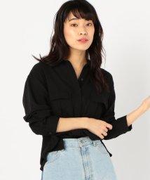 SHIPS WOMEN/Prefer SHIPS:2ポケットシャツジャケット/501036629
