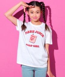 ANAP GiRL/JUICE ロゴTシャツ/501032420