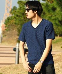Men's Bigi/VネックTシャツ/501035050