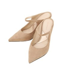 MIELIINVARIANT/Pointed Strap Mule/501035534
