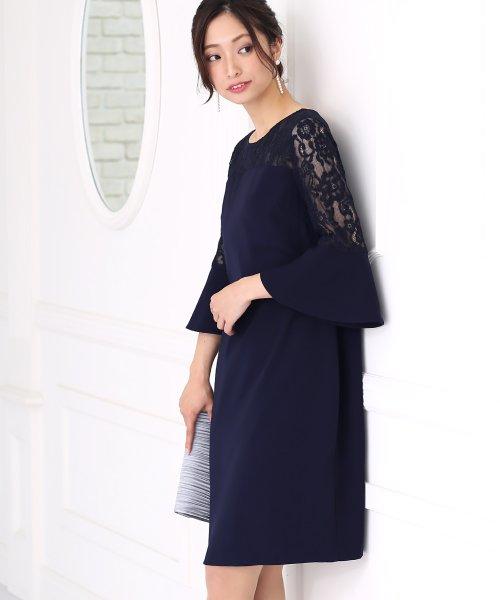 Bou Jeloud(ブージュルード)/【WEB限定】シアートップレースドレス/782978