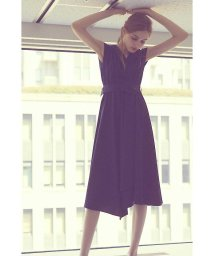 PROPORTION BODY DRESSING/《BLANCHIC》ワイドベルトシャツワンピース/501039759