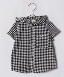 LAGOM/フードシャツ/501025795