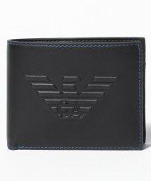 EMPORIO ARMANI/EMPORIO ARMANI Y4R165 YG90J 81072 二つ折り財布/501032488